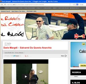 Coniglio blog RAI
