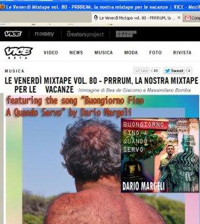 Vice Megamix Mixtape Italo Disco