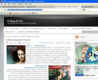 blog di out italia